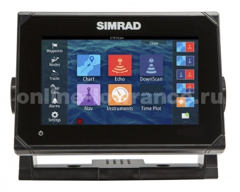 Simrad GO7 ROW XSE TOTALSCAN